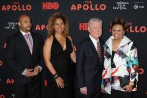 Leslie Uggams family The Apollo Premiere At The Tribeca Film Festival
