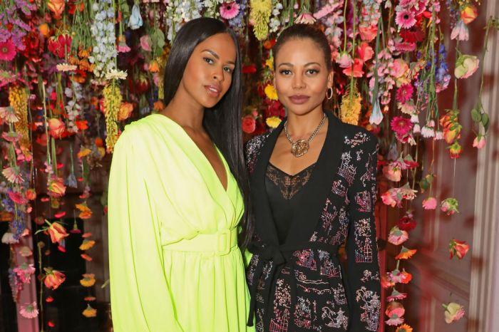 Saloni Celebrates Holi In London
