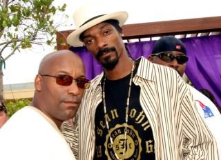 2005 MTV VMA - John Singelton Party Hosted by DJ Biz Markie and Snoop Dogg
