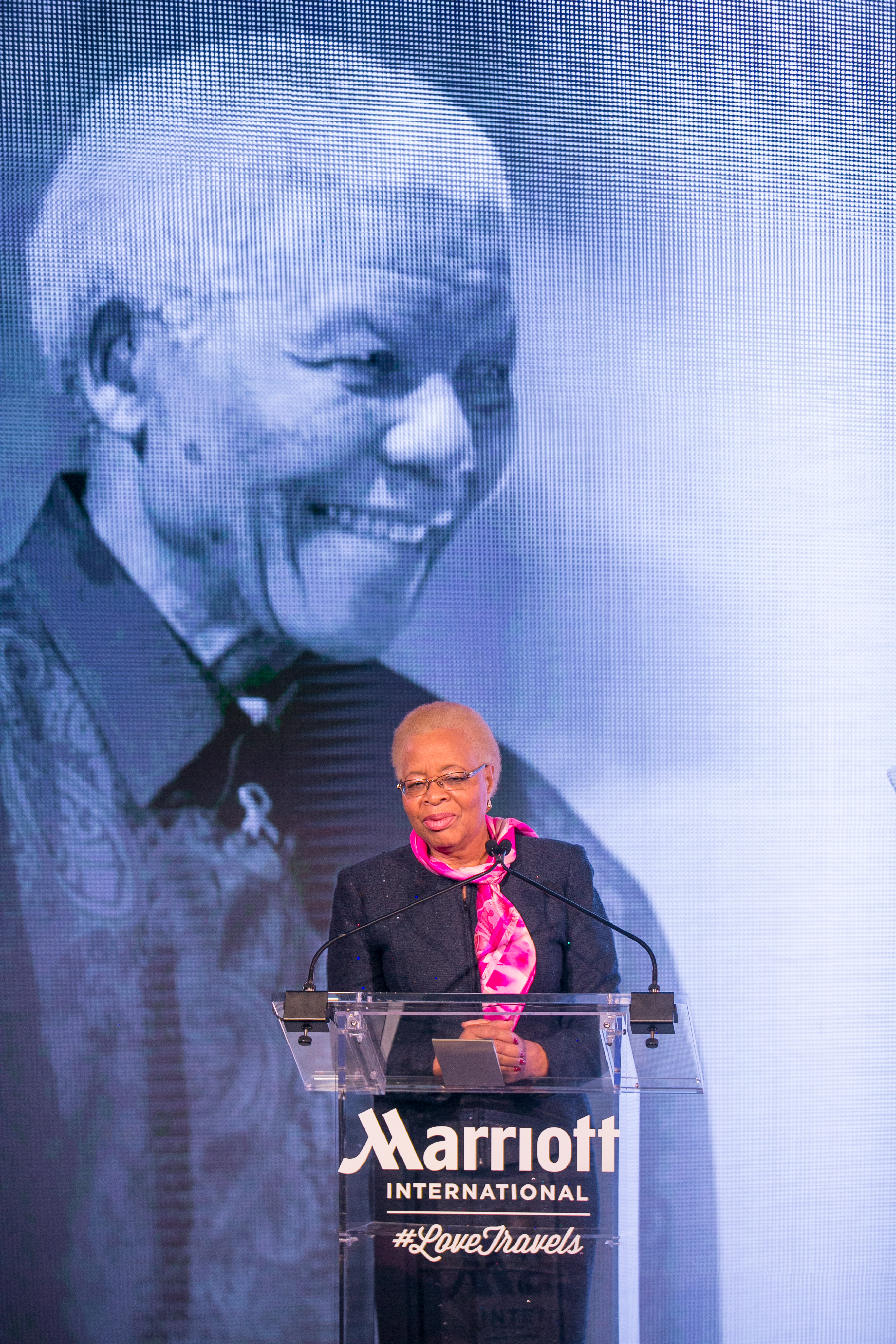 Nelson Mandela Living The Legacy Luncheon