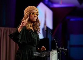 Tyra Banks Hosts James Beard Foundation Gala