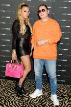 Scott Storch The Fashion Nova x Cardi B Collection Launch Event