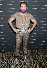 Perez HIlton The Fashion Nova x Cardi B Collection Launch Event