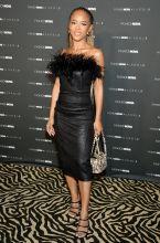 Serayah McNeill The Fashion Nova x Cardi B Collection Launch Event