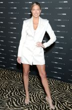 Barbie Blanks The Fashion Nova x Cardi B Collection Launch Event