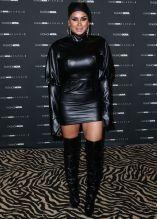 Laura Govan at The Fashion Nova x Cardi B Collection Launch Event
