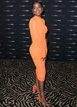 Christina Milian at The Fashion Nova x Cardi B Collection Launch Event