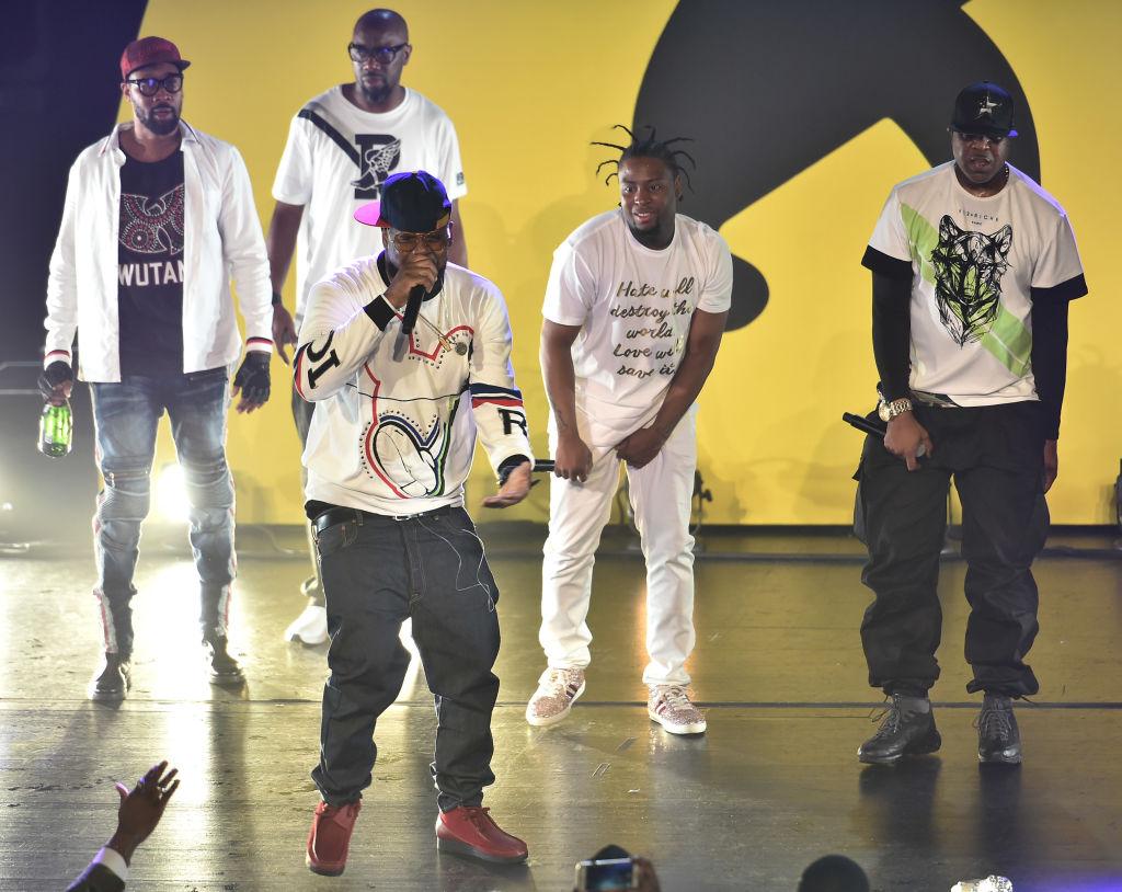 Tribeca TV: Wu-Tang Clan: Of Mics And Men - 2019 Tribeca Film Festival