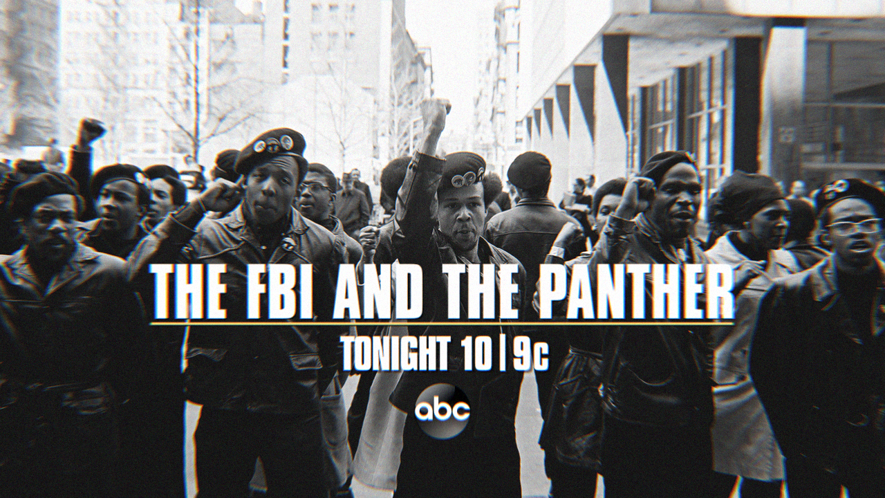 Key Art For Black Panthers Special Airing 5/14