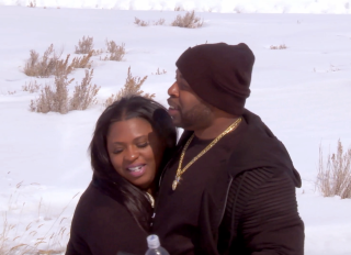 Andrea and Lamar on Life After Lockdown Images