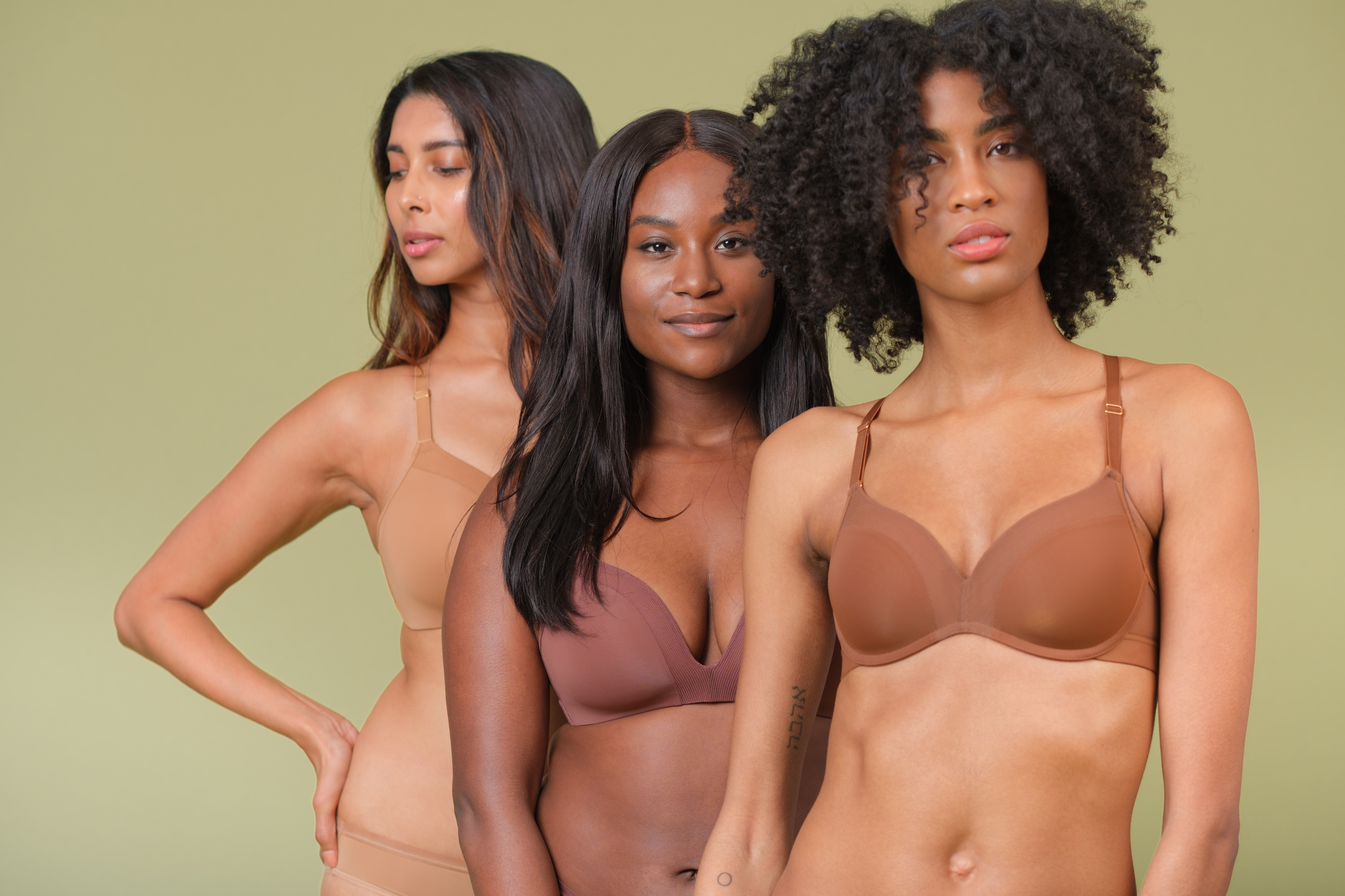 """LIVELY """"Go Nude"""" Collection"""