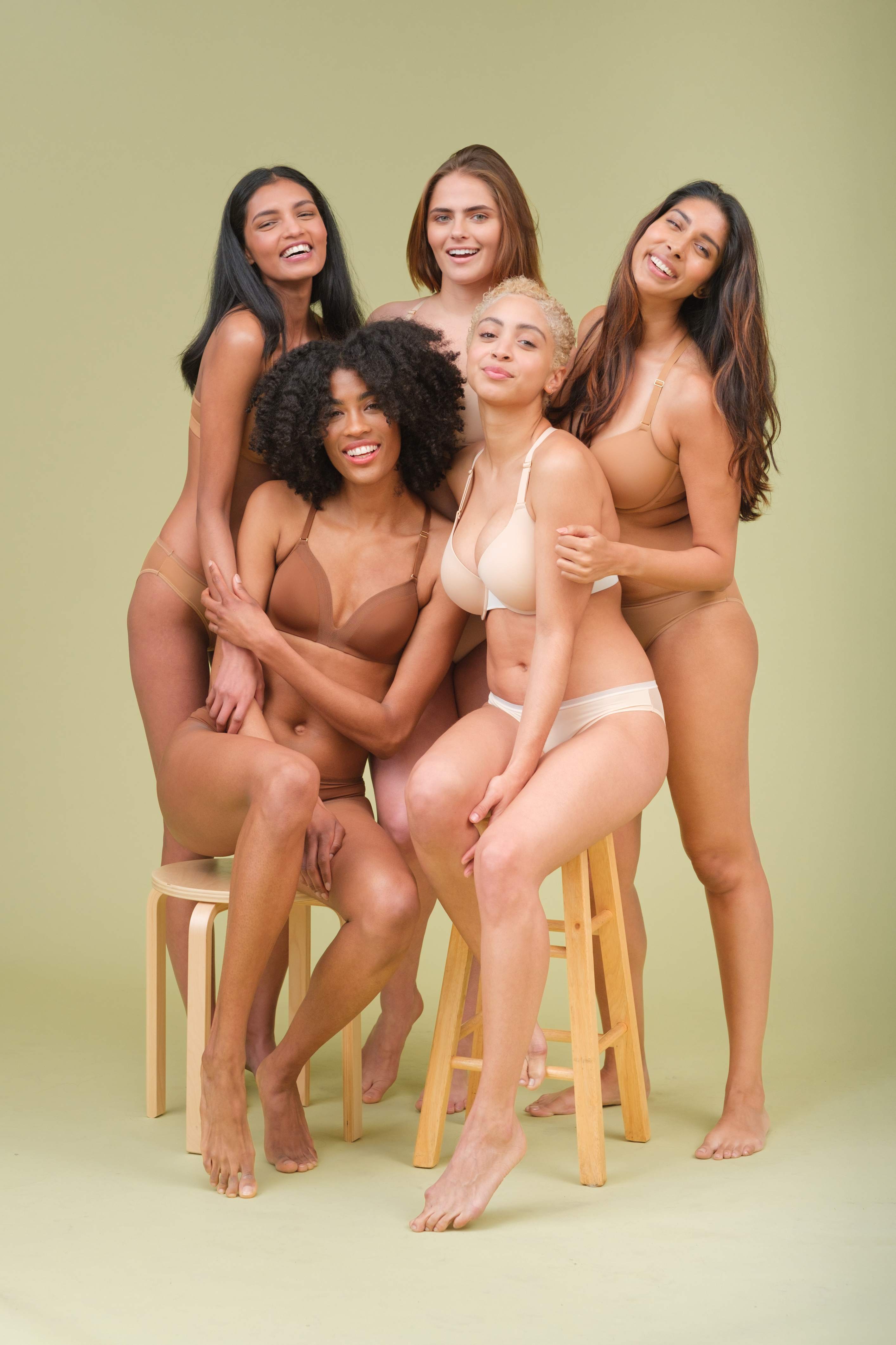 "LIVELY ""Go Nude"" Collection"