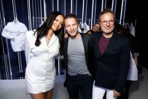 Rihanna Hosts Luxury Pop Up Launch of FENTY In Paris