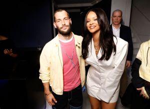 Rihanna Hosts Luxury Pop Up Launch of FENTY In Paris