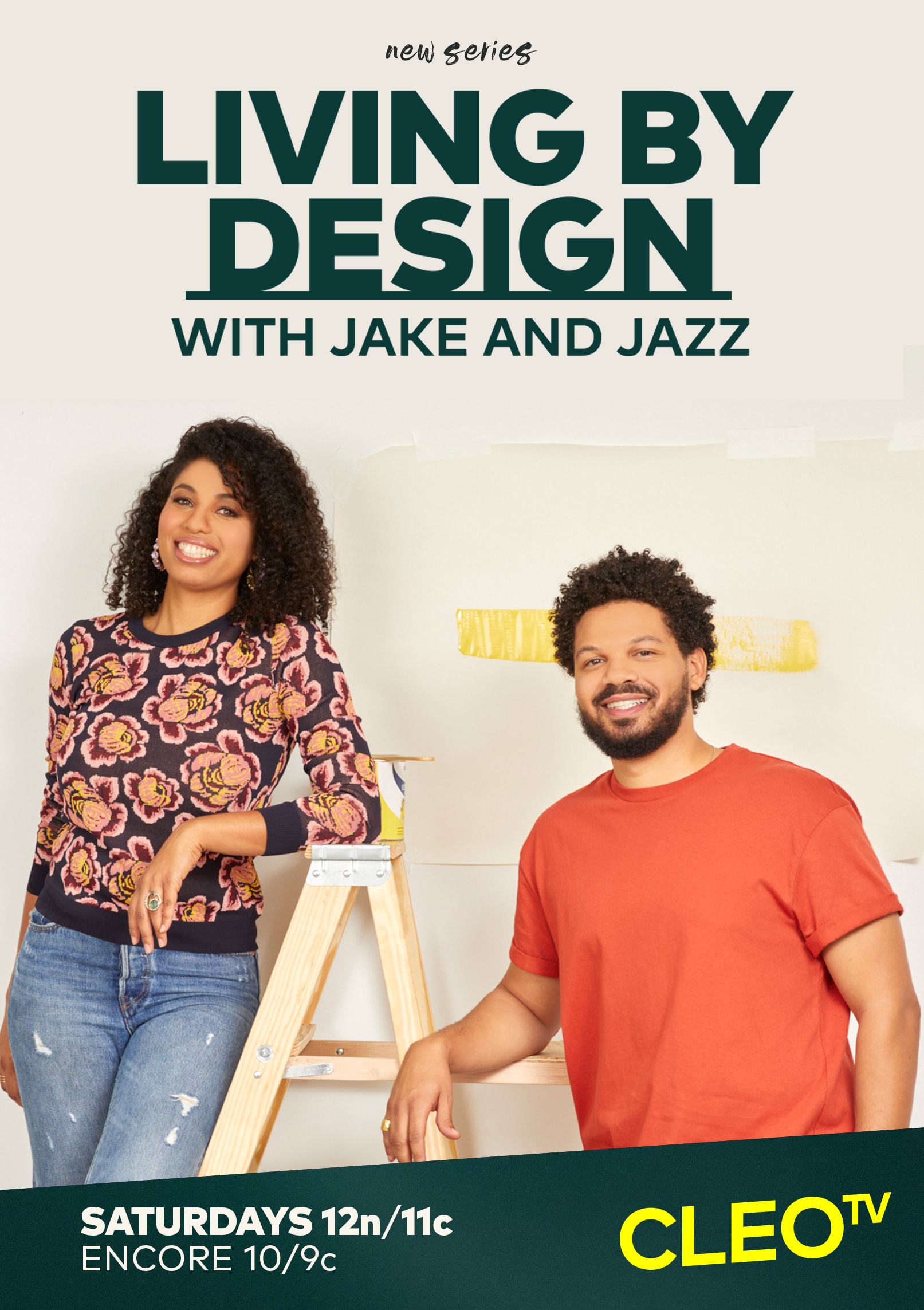 Living By Design With Jake and Jazz