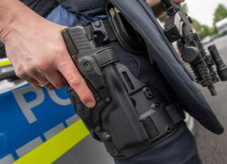 Police receive improved equipment