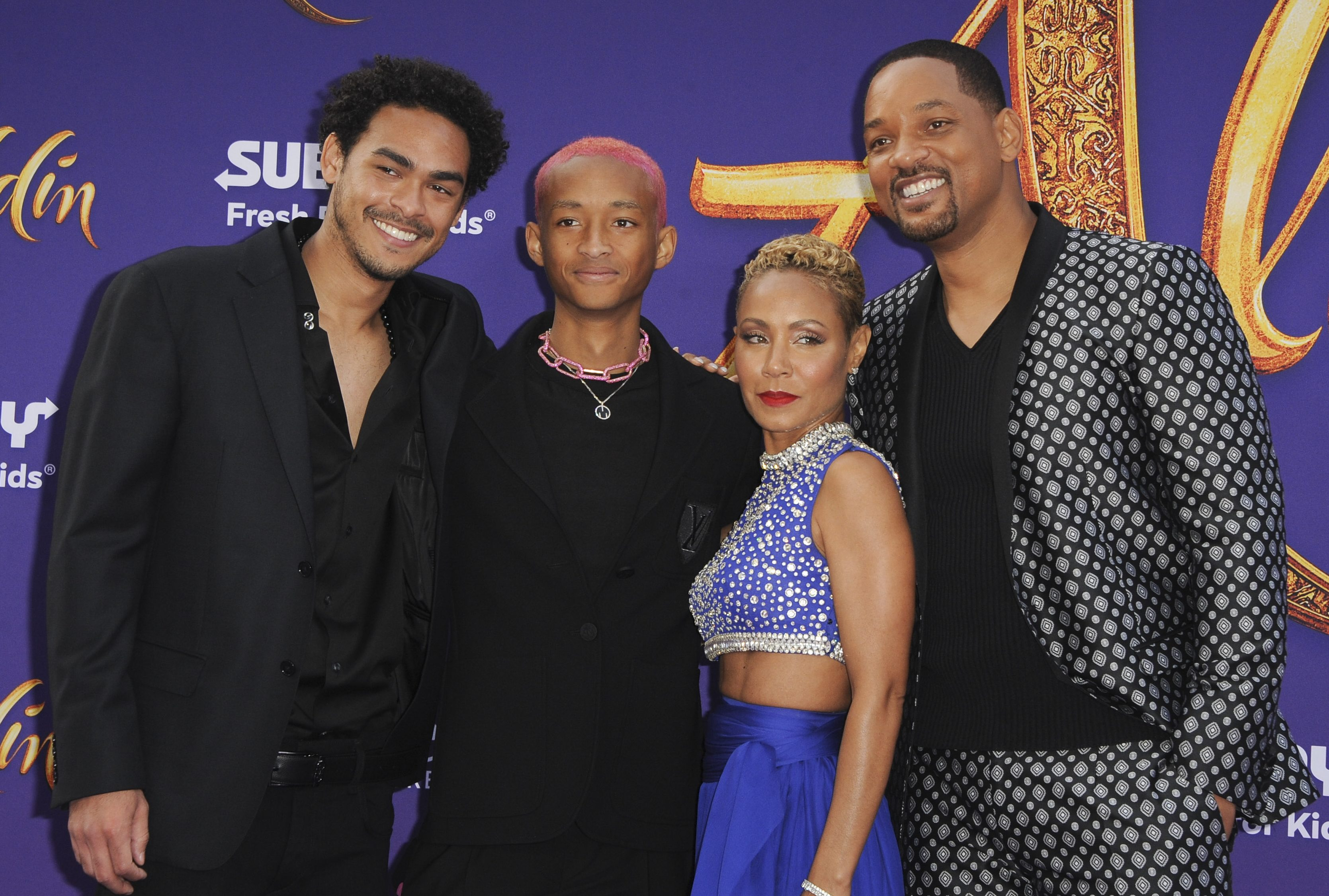Film Premiere of Aladdin