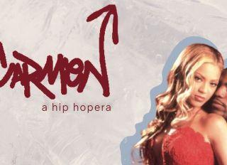 Carmen: A Hip-Hopera poster