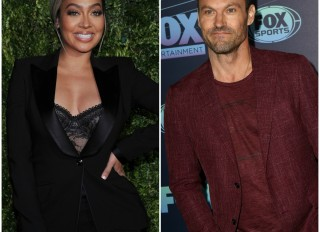 Brian Austin Green and La La Anthony