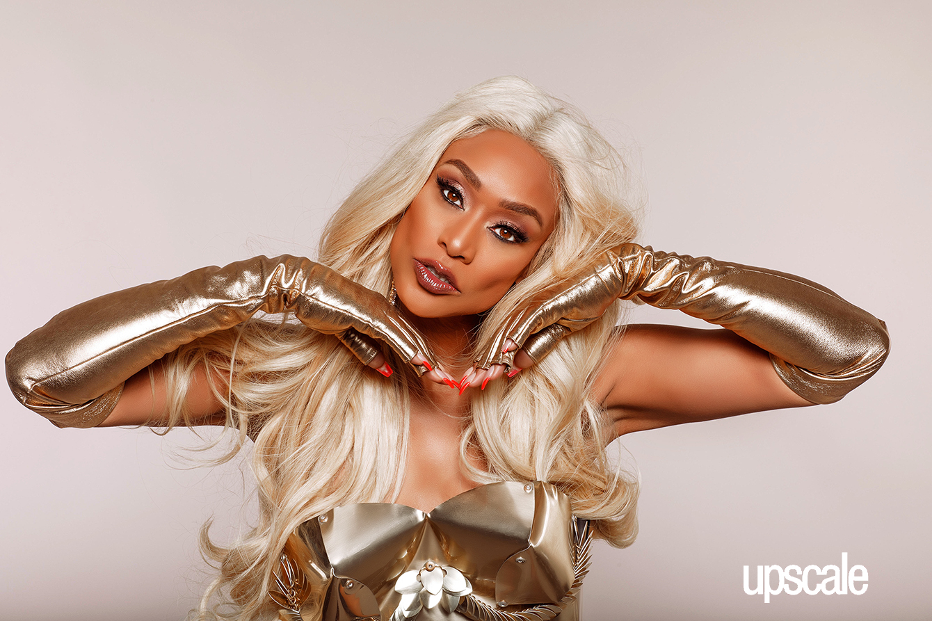 Tami Roman for Upscale Magazine