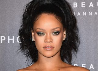 Rihanna Blesses The Cover Of Vogue Hong Kong With Timeless Looks