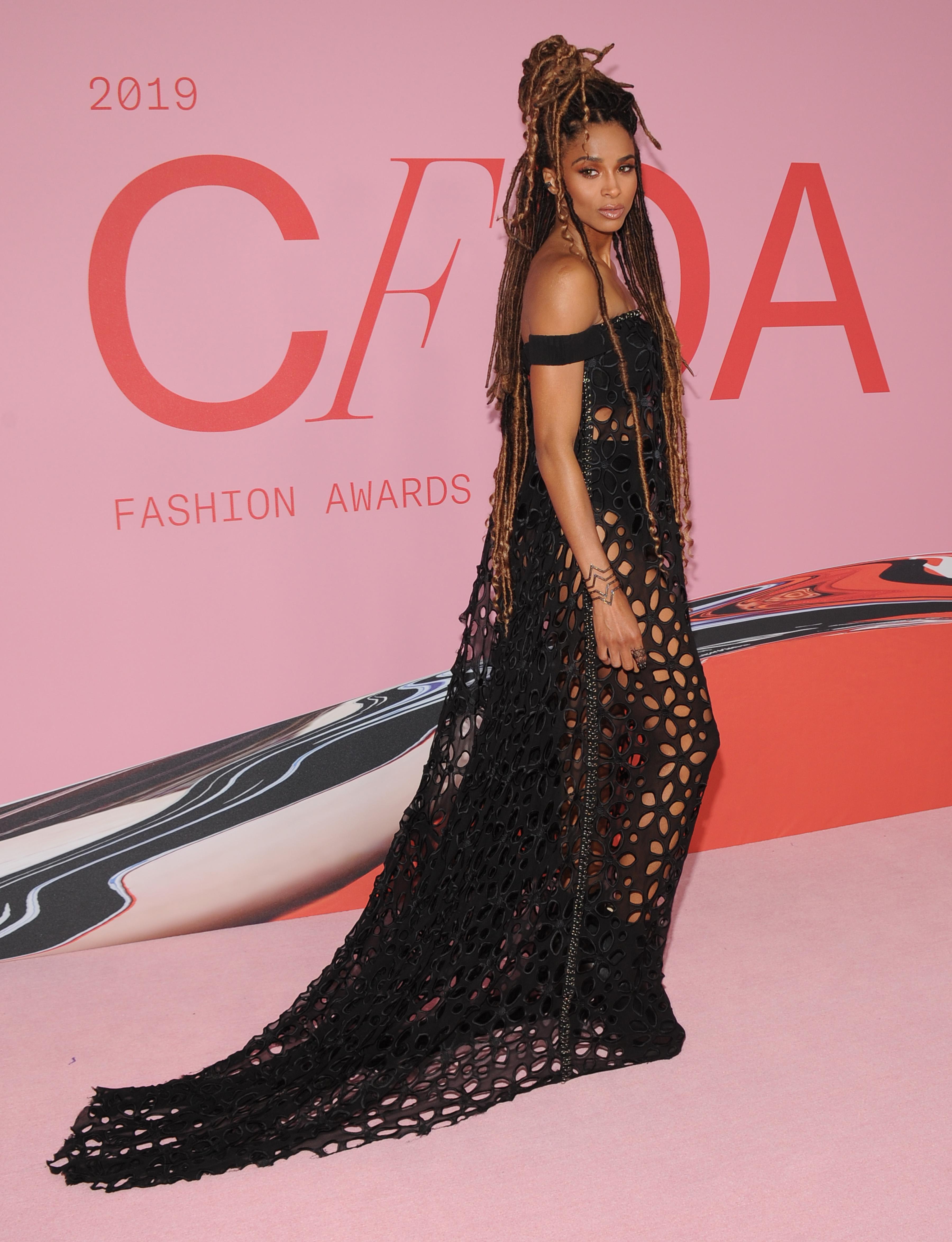 Ciara Wilson 2019 CFDA Fashion Awards