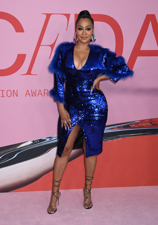 La La Vasquez Anthony 2019 CFDA Fashion Awards