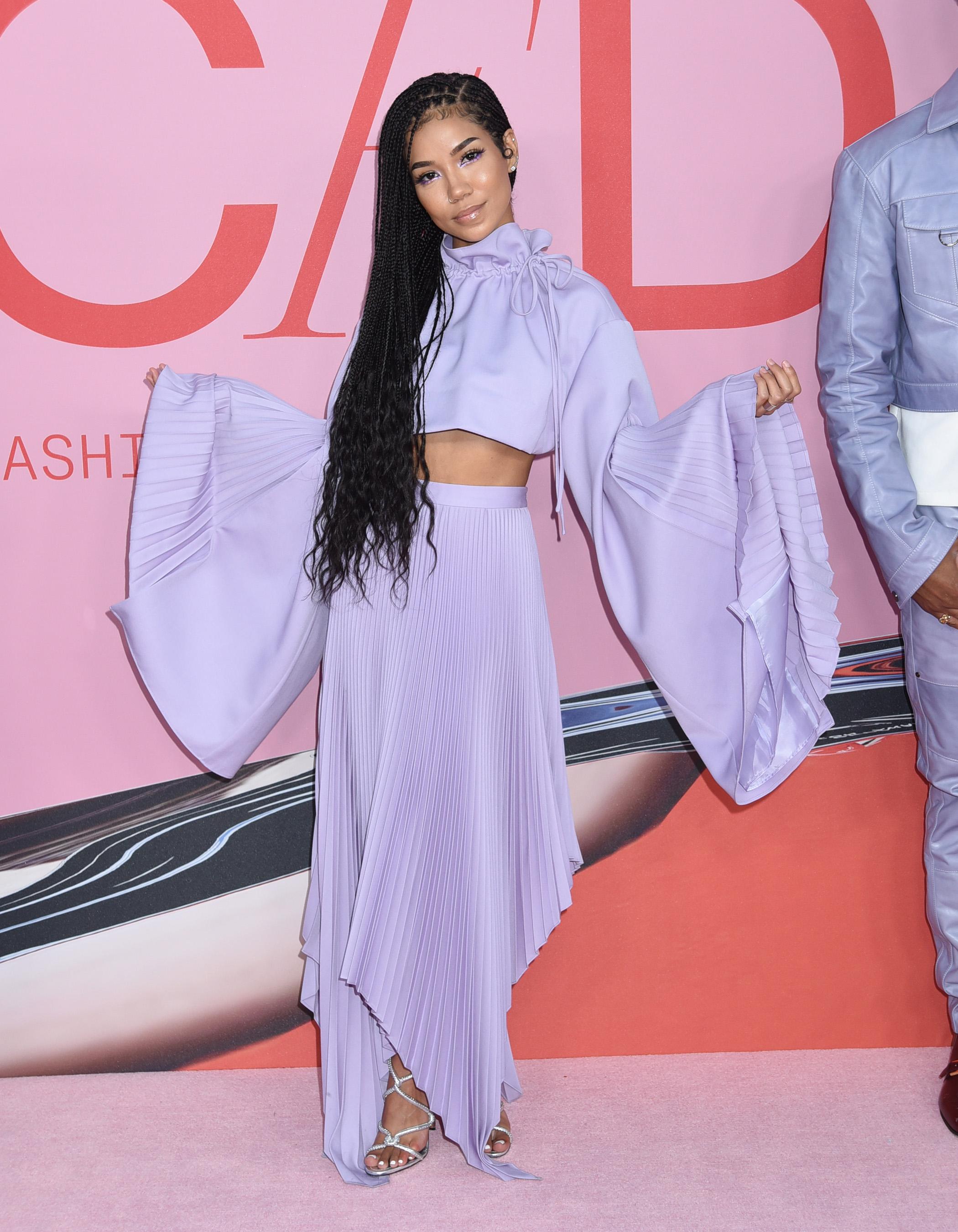 Jhene Aiko 2019 CFDA Fashion Awards