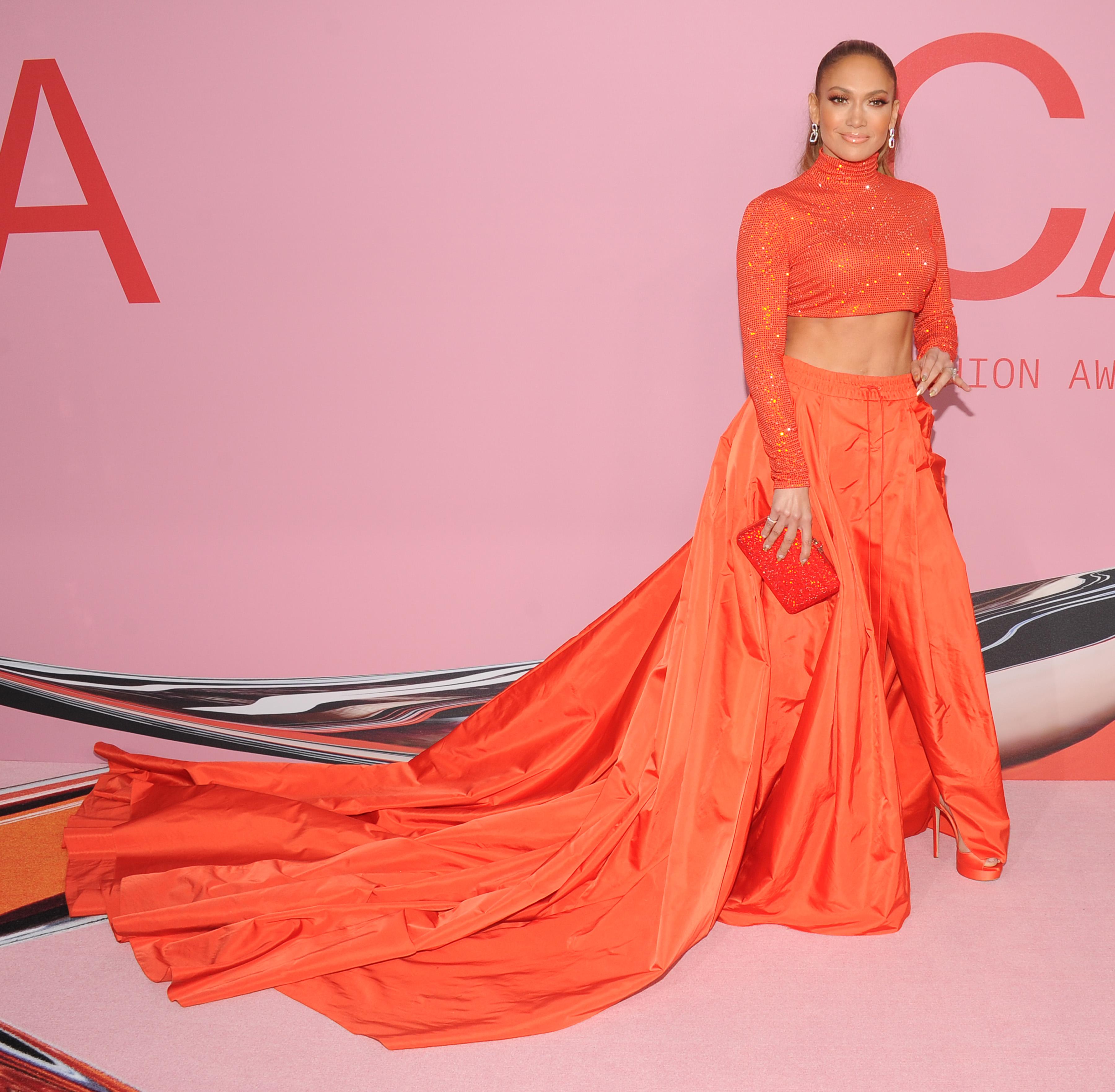 Jennifer Lopez 2019 CFDA Fashion Awards