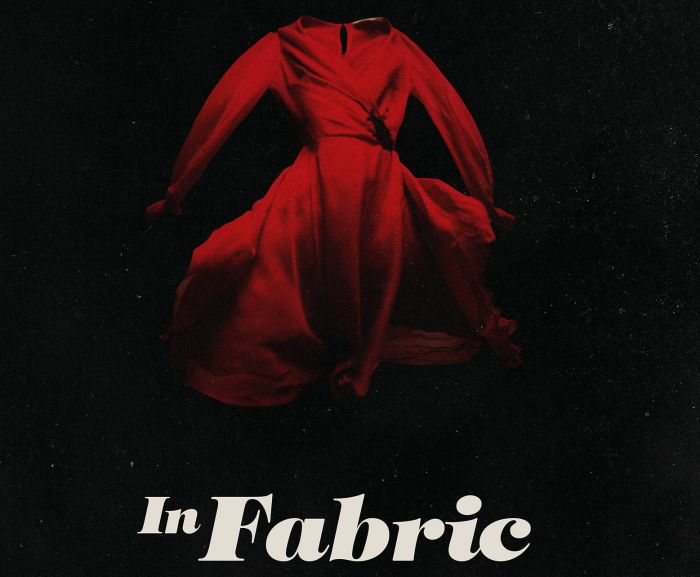 """""""In Fabric"""" poster"""