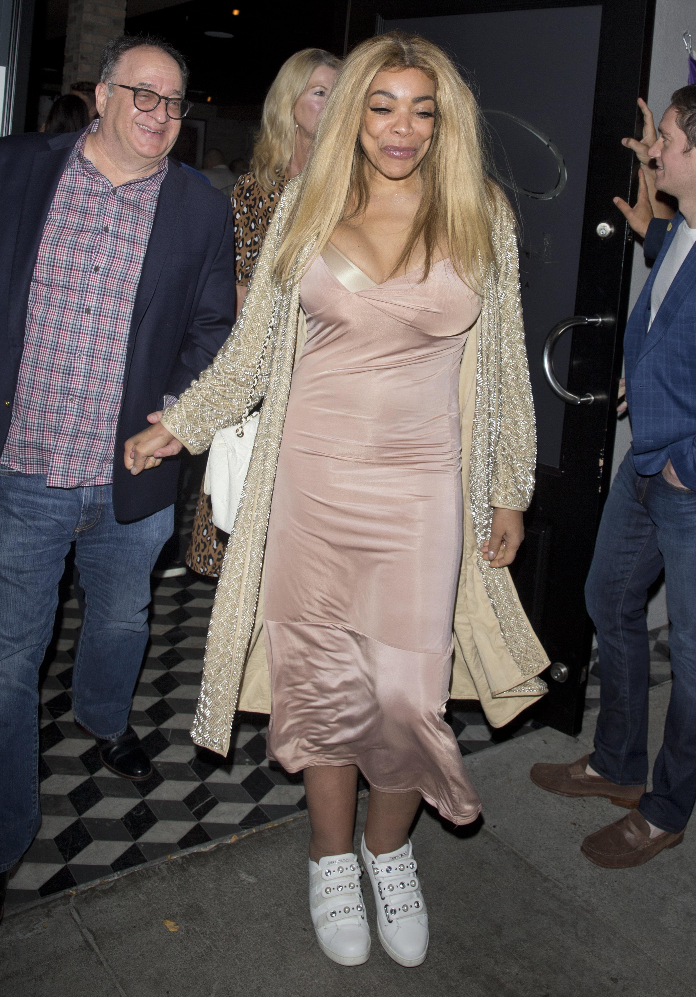 Wendy Williams Rips Kim Kardashian for Selfish Baby