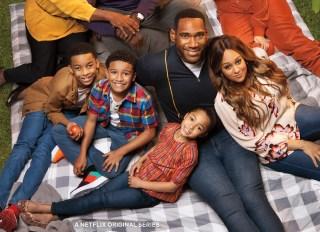 Netflix Series Family Reunion