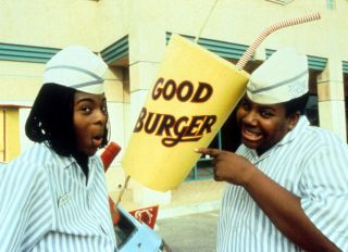 Kel Mitchell And Kenan Thompson In 'Good Burger'