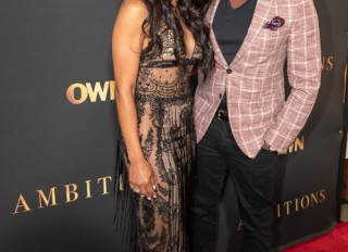 Robin Givens Will Packer Ambitions cast and crew celebrate show premiere