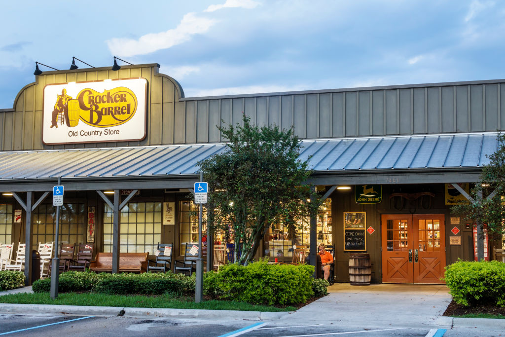 Florida, Stuart, Cracker Barrel Old Country Store