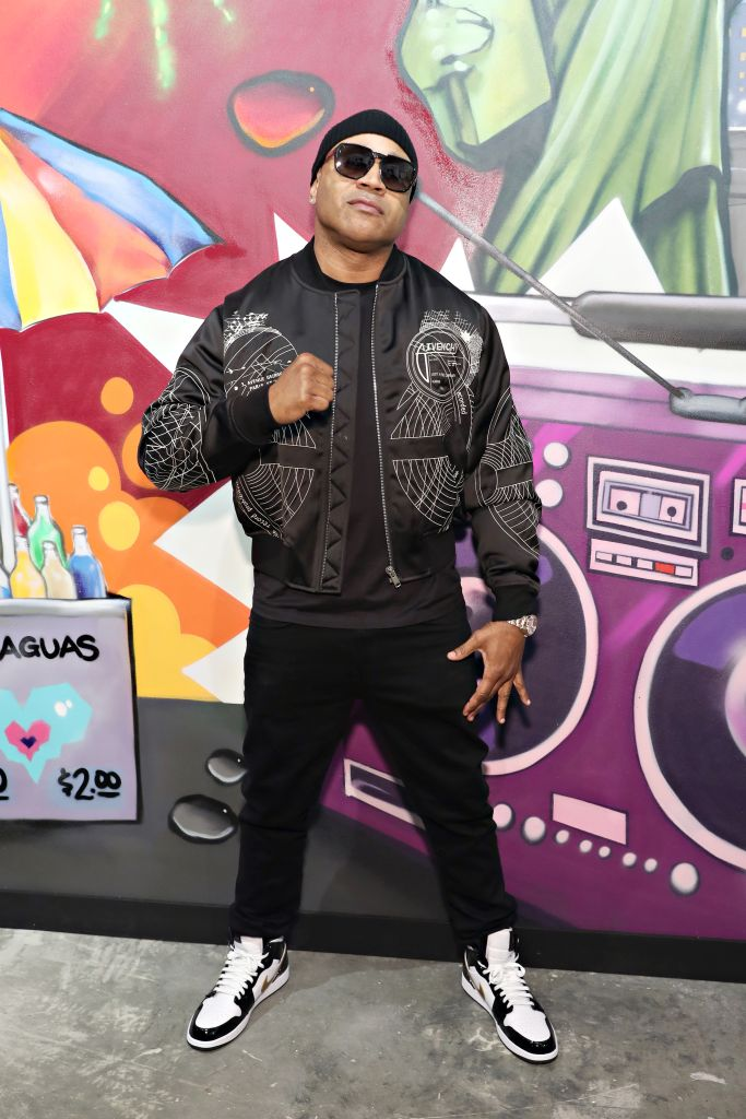 LL Cool J for BEYOND the Streets exhibition