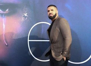 Drake HBO World Premiere of Euphoria
