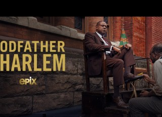 Godfather of Harlem Key Art