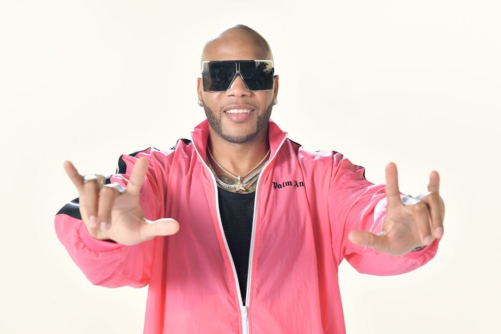 Photo Shoot with Nelly, TLC And Flo Rida For Their Upcoming Summer Tour