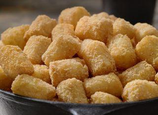 Crispy Hash Brown Bites - Tatar Tots