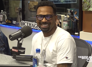 Mike Epps on The Breakfast Club