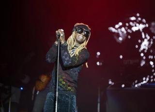 Lil Wayne Performs At Broccoli City Festival 2019