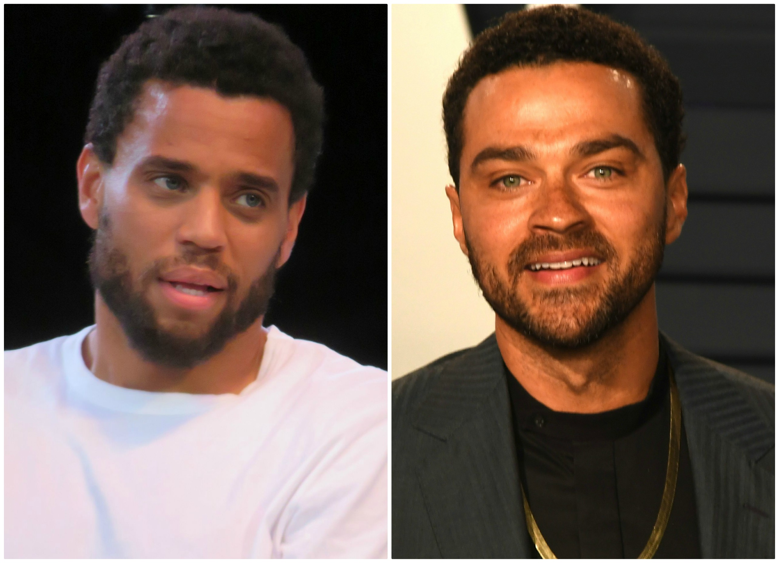 """Michael Ealy and Jesse Williams star in """"Jacob's Ladder"""""""