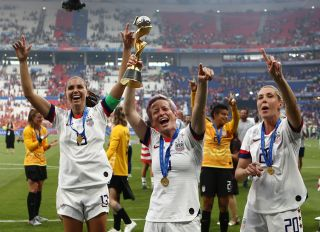U.S. Women's World Cup Win