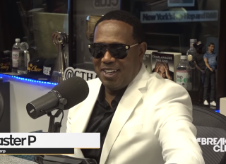 Master P on The Breakfast Club