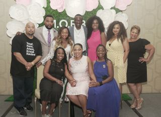 """A Lil Positivity: Mothers Of Black Boys United Hosts Special Breakfast Honoring """"The Exonerated Five"""" At Essence Fest"""