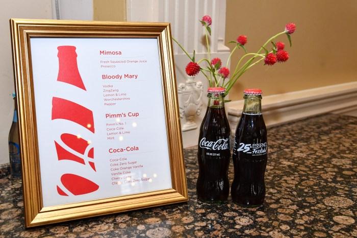 Coca-Cola Brunch