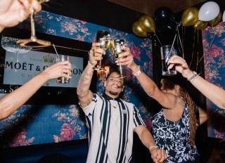 Mack Wilds 30th Birthday