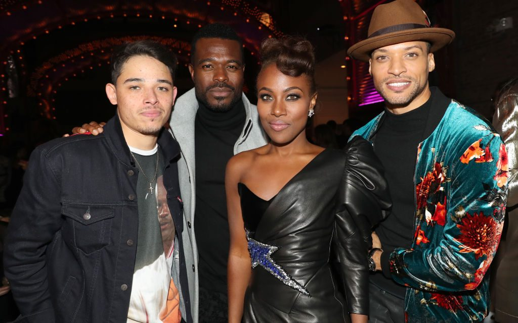 """Netflix Original Series """"She's Gotta Have It"""" Premiere And After Party"""