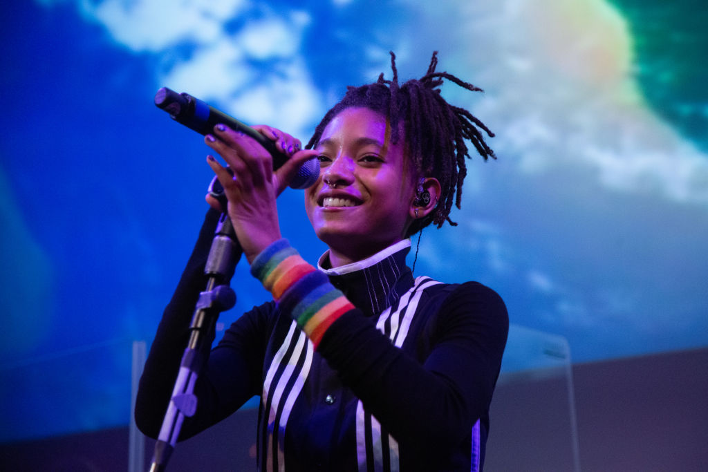 VERO's Celebration Of Tyler Cole With Willow Smith, Jaden Smith And MSFTSrep